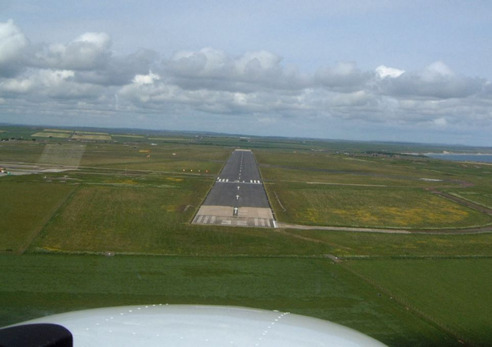 Photo: Wick Airport