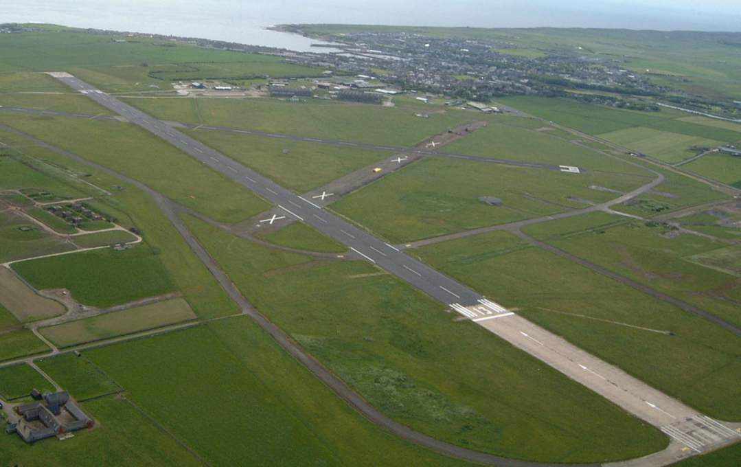 Photo: Wick Airport