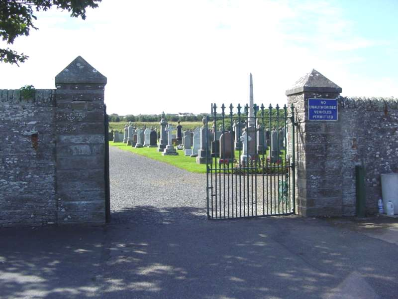 Photo: Thurso Cemetery