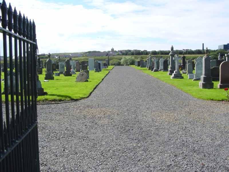 Photo: Thurso Cemetery