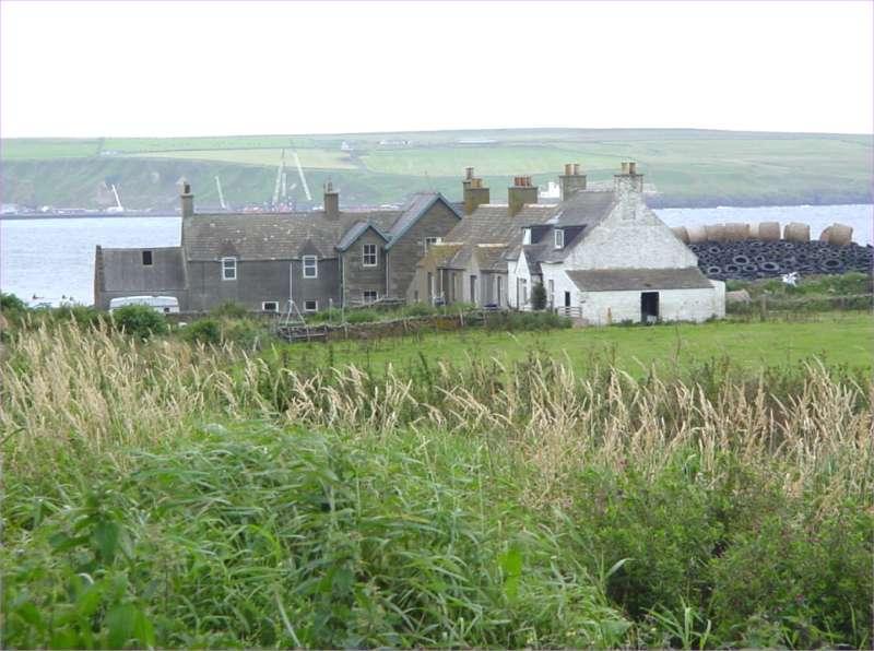 Photo: Old Farm Cottages