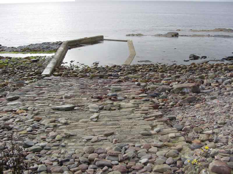 Photo: An Old Slipway