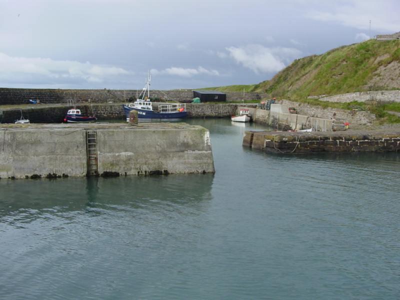 Photo: Inner Harbour Entrance