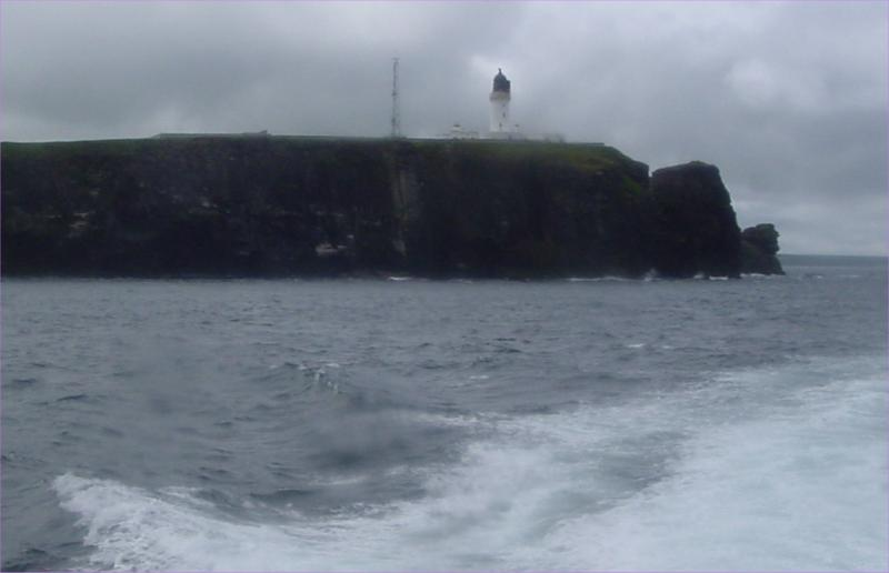 Photo: Noss Lighthouse