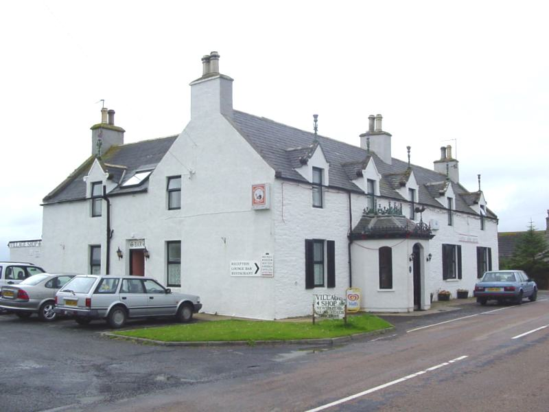 Photo: Castle Arms Hotel
