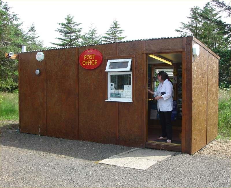 Photo: Mey Post Office