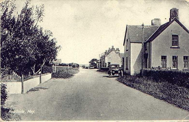 Photo: Roadside Mey Possibly 1920's