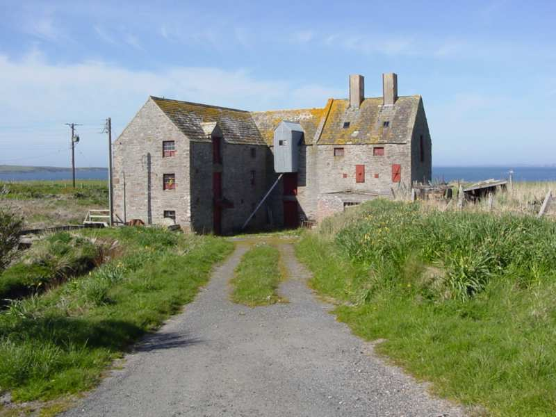 Photo: John O'Groats Mill