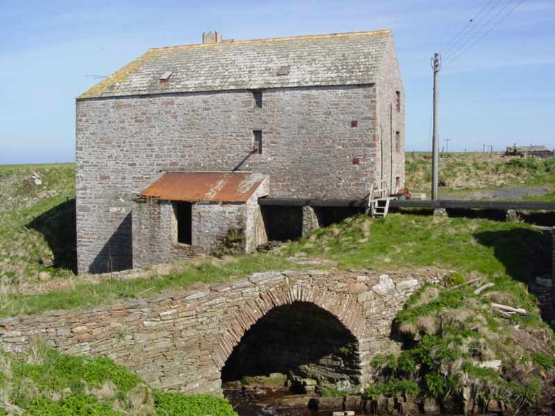Photo: John O'Groats Mill