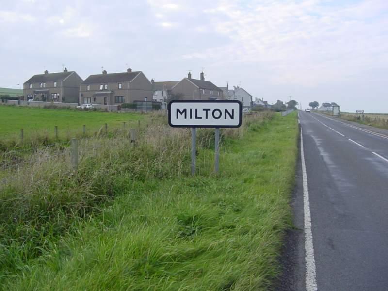 Photo: Milton