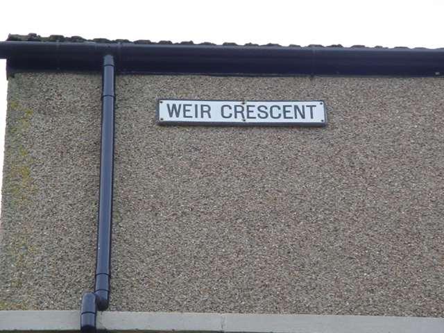 Photo: Weir Crescent,Milton