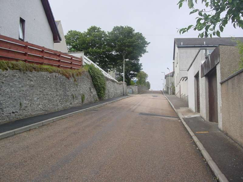 Photo: Davidsons Lane, Thurso