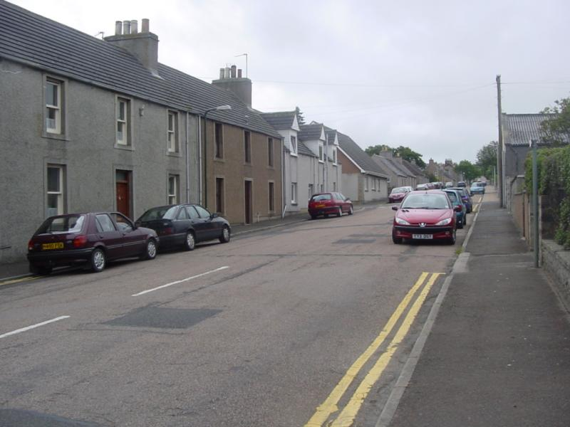 Photo: Rose Street, Thurso