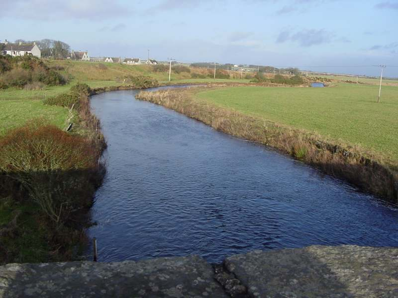 Photo: Wick River At Watten