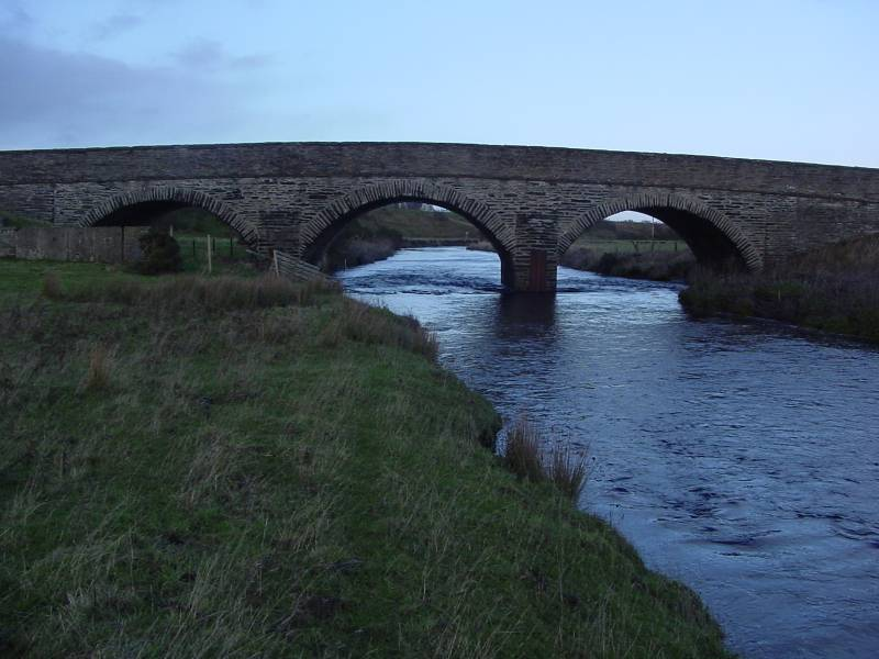 Photo: Bridge At Watten