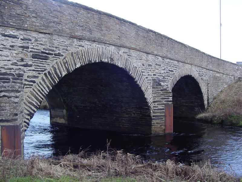 Photo: Bridge At Watten