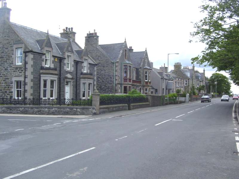 Photo: Thurso Road