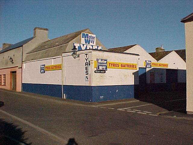 CCWS - A to Z of Caithness Places - Wick - Wick Shops