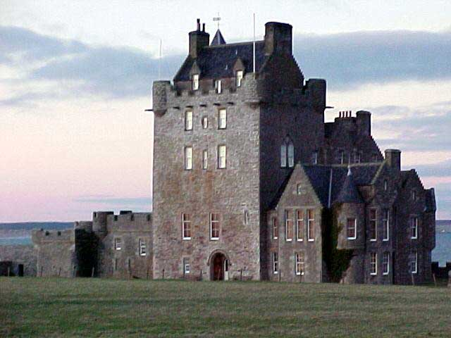 Photo: Ackergill Tower