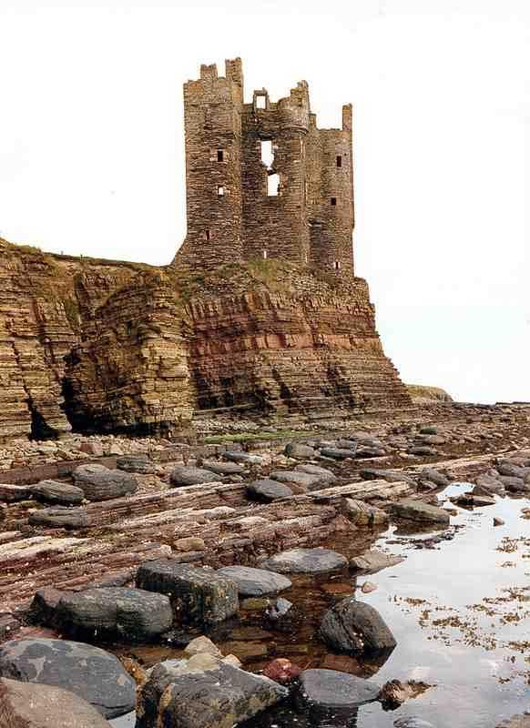 Photo: Keiss Castle