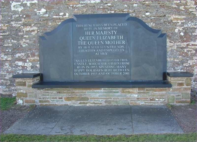 Photo: Memorial Seat