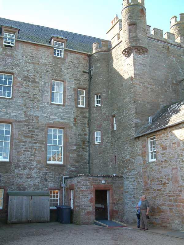 Photo: Back Of Mey Castle