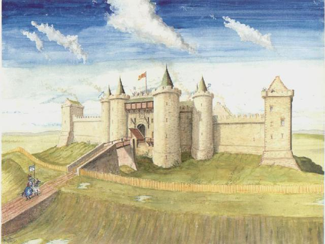 the role of castles in middle ages Medieval logistics as applied to the classes of quartermaster supply for most conflicts in the middle ages, the role of the medieval castle was an important consideration from the 11th to the 15th century.