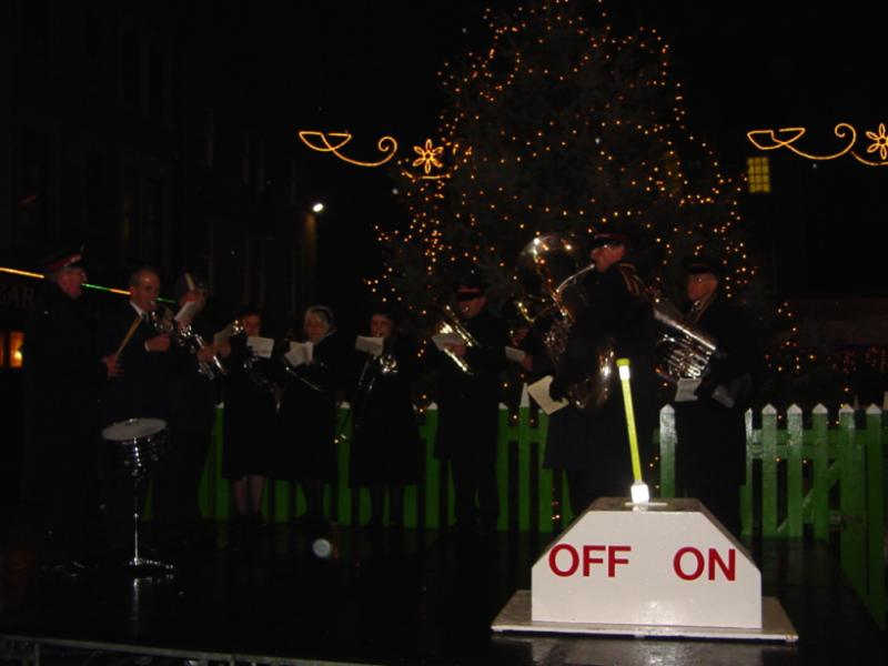 Photo: Salvation Army Band Wick