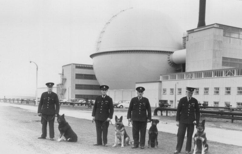 Photo: Police Dog Handlers