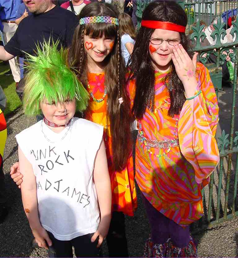 Photo: Thurso Gala 2002 Fancy Dress