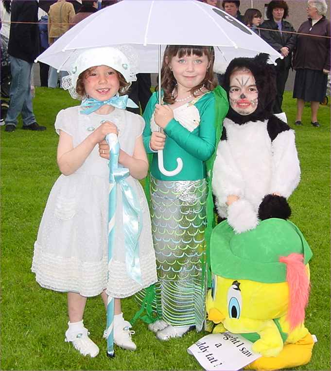 Photo: Wick Gala Fancy Dress