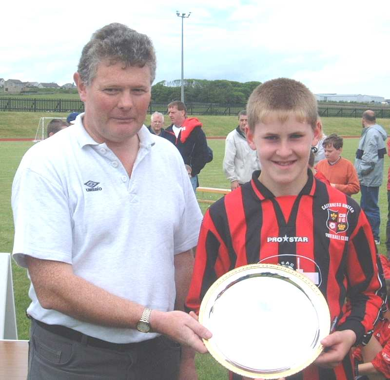 Photo: Under 12s Shield