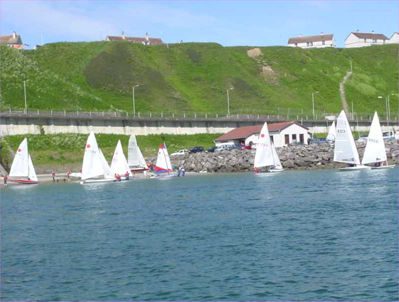 Photo: Pentland Yacht Club - Mid-summer Regatta