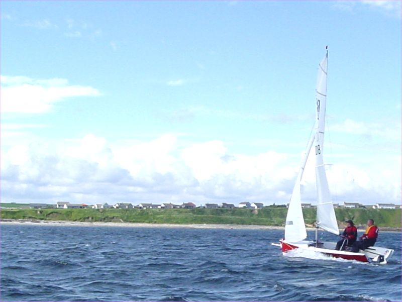 Photo: Pentland Yacht Club - Mid-summer Regatta