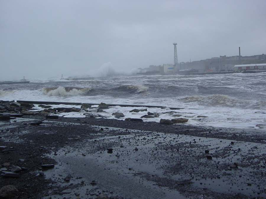 Photo: Storm At Wick