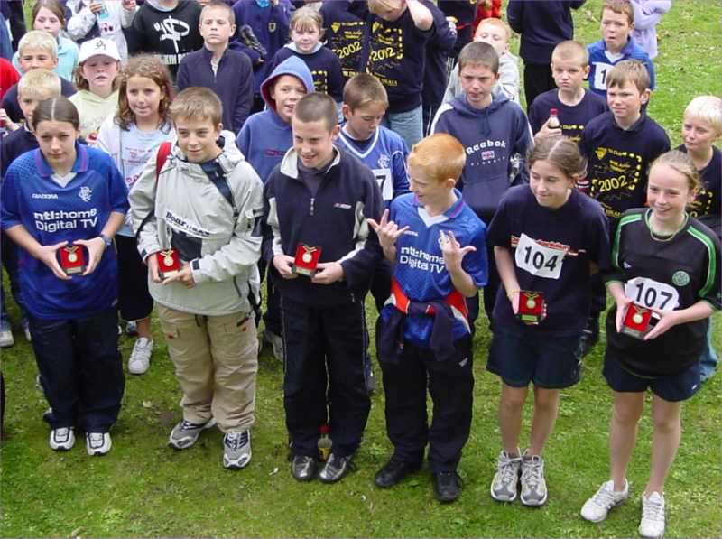 Photo: Junior Triathalon 2002