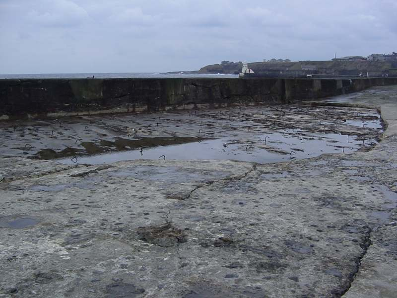 Photo: North Pier Temporary Repairs