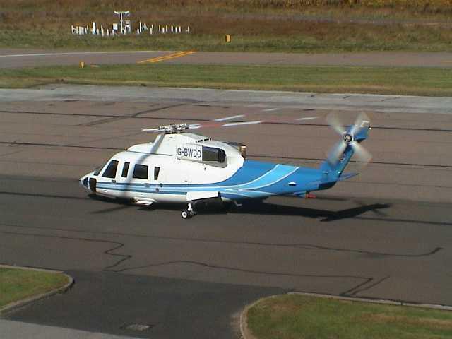 Photo: Sikorsky S76 Spirit