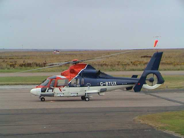 Photo: Eurocopter SA365