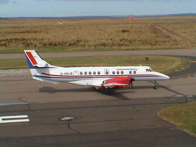 Photo: Jetstream 41