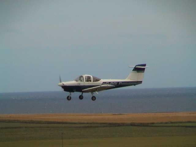 Photo: Piper PA38 Tomahawk