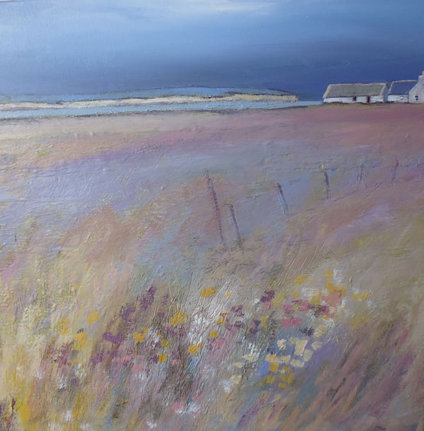 Photo: Pentland Croft - Painting SOLD