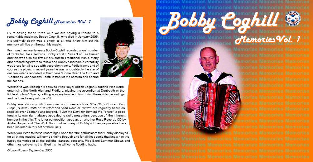Photo: 25 Years Of Bobby Coghill - Memories Vol 1
