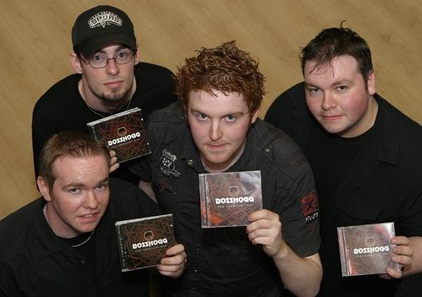 Photo: Boss Hogg Launch CD - 28 April 2006