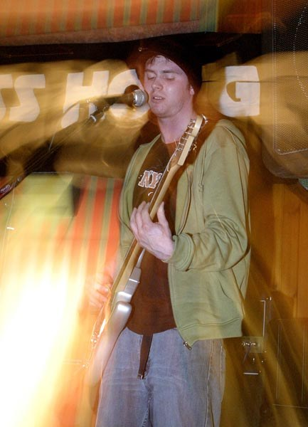 Photo: Crimson Tide At the Boss Hogg CD Launch - 28 April 2006