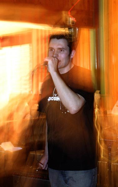 Photo: Crimson Tide At the Boss Hogg CD Launch - 28 April 2006