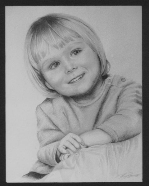Photo: Little Girl
