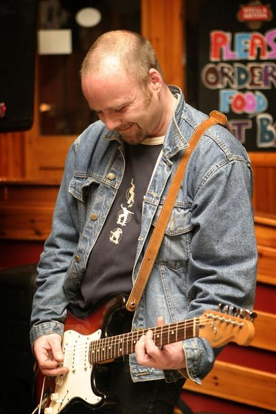 Photo: Steve Taylor Band At Boss Hogg CD Launch 28 April 2006