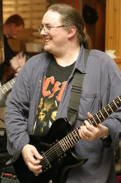 Photo: Steve Taylor Band At Boss Hogg CD Launch 28 April 2006