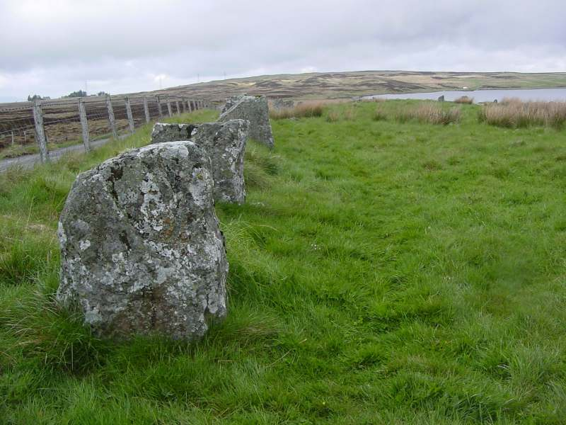Photo: Standing Stone Circle